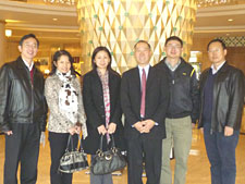 Members of the CPSA Shanghai 2011 Organizing Committee